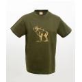 Tričko Proftex s motívom jeleňa