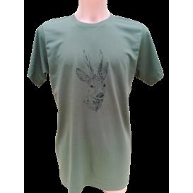 Tričko Proftex s motívom srnca