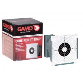 Gamo - kónický lapač diaboliek  pre terče 14x14cm