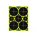 Terče Combat Zone Vision, 10x7 terčov