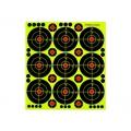 Terče Combat Zone Vision, 10x17 terčov