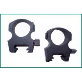 Montáž duralová dvojdielna ZKM-451 (16mm) D30mm