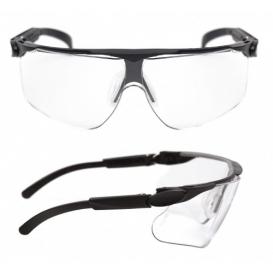 Balistické okuliare 3M, číry priezor