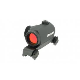 Aimpoint Micro H-1, 2 MOA + Blaser montáž