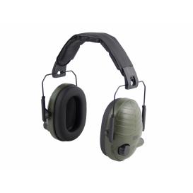 DEBEN chrániče sluchu - aktívne Green