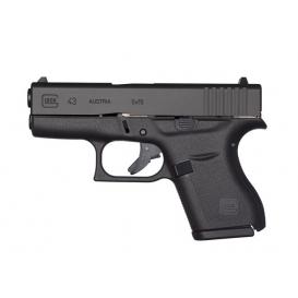 Glock 43, kal. 9x19mm, FXD