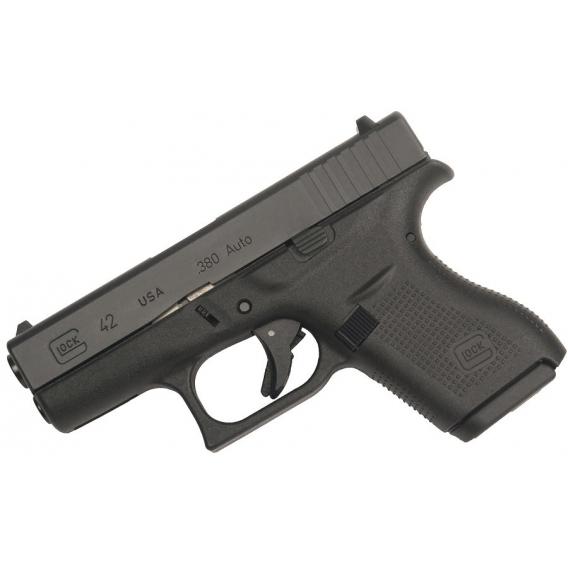 Glock 42, kal. .380 Auto, FXD