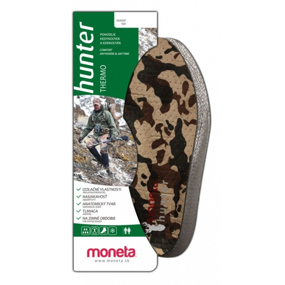 Moneta Hunter - Thermo