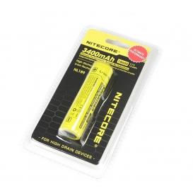 Nitecore 18650 Li-ion battery 3400 mAh