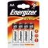 Energizer max +POWER SEAL AA 1,5V (4+2)