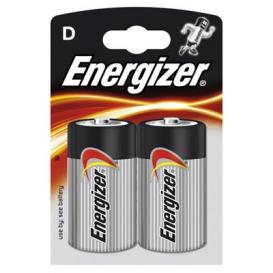 Energizer D LR20 Alkaline