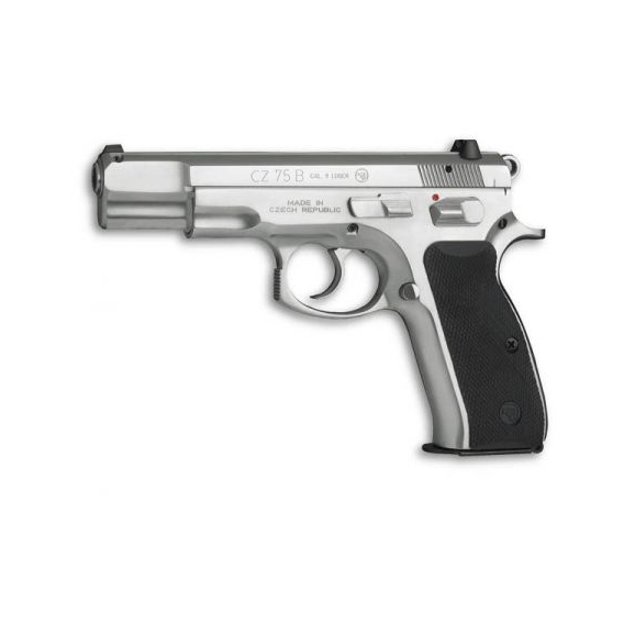 CZ 75 STAINLESS LESK, kal. 9x19