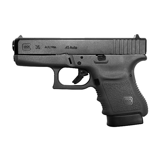 Glock 36, kal. .45 AUTO, FXD