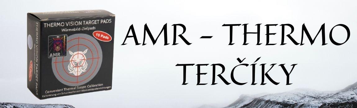 AMR - Thermo terčíky nalepovacie