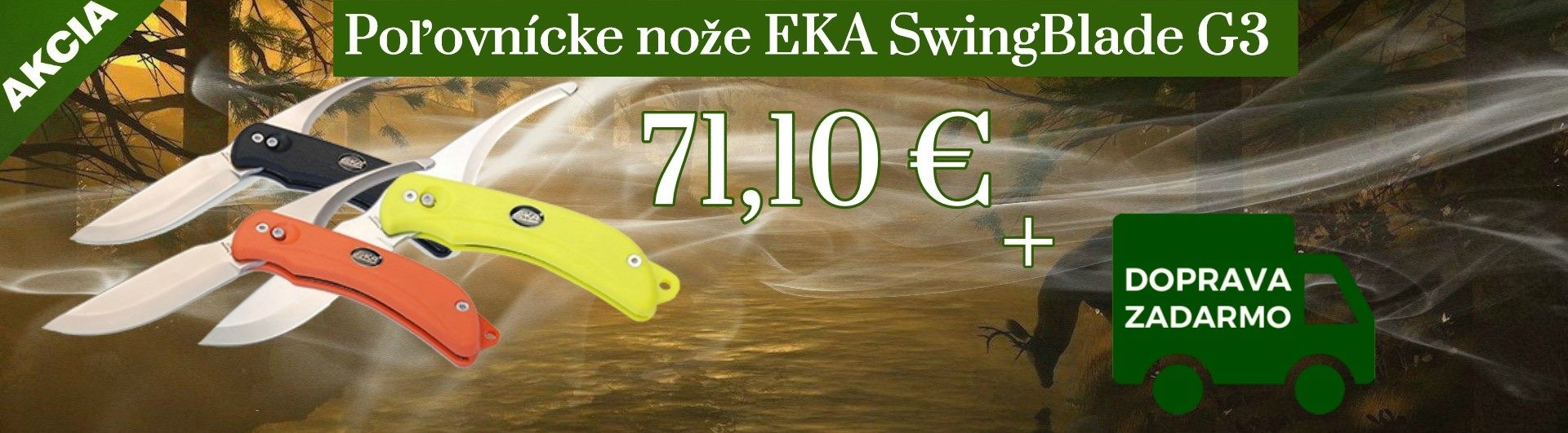 Eka SwingBlade G3
